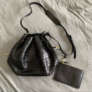 UGG Black Purse with Wallet